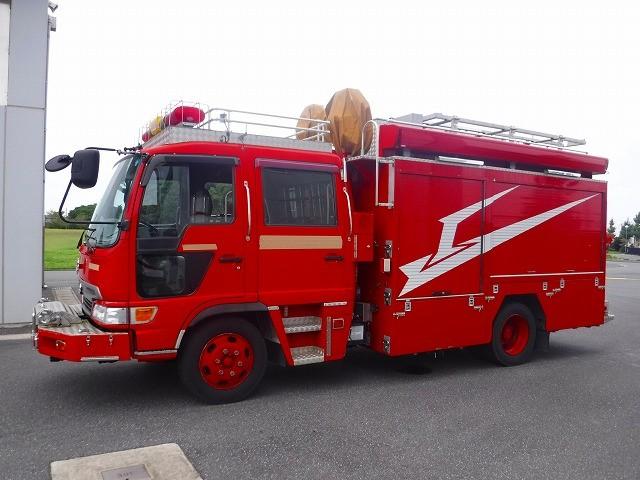 HINO FIRE TRUCK / KK-GD1JGDA – JIKO TRADING