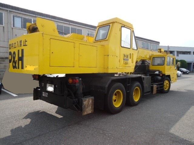 KOBELCO Cranes Truck / P&H T200 – JIKO TRADING