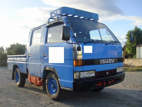 Isuzu Elf Double Cabin S Nhr55e Jiko Trading