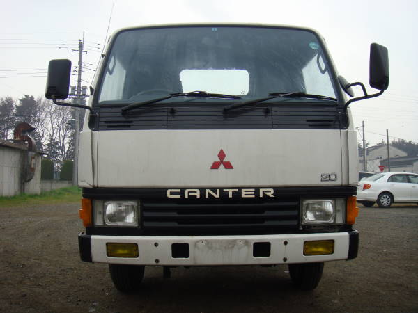 MITSUBISHI CANTER CARGO / P-FE315B – JIKO TRADING